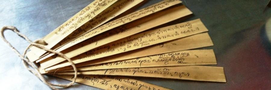 Ketika Orang Jawa Berhenti Menulis dan Memelihara Buku