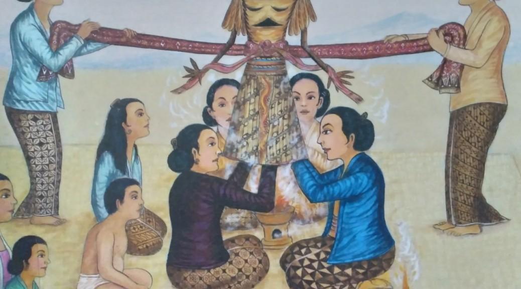 Permainan Anak di Kraton Surakarta Abad XIX-XX